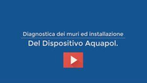 video Aquapol su umidità di risalita