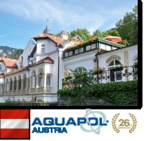 umidità di risalita - sede Aquapol Austria