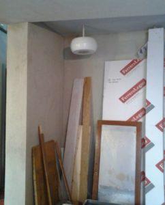 installazione - umidità di risalita