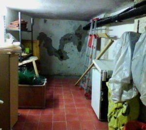 Roccabruna - umidità di risalita