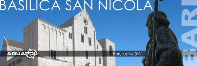 basilica di san nicola Bari - Umidità di risalita