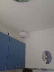 dispositivo Aquapol per eliminare l'umidità di risalita