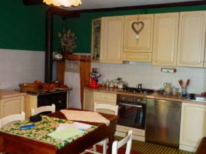 rimossa umidità di risalita interno cucina