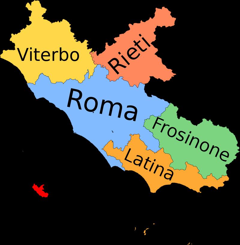 referenze umidità di risalita regione Lazio