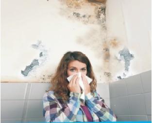 problemi di salute per umidità di risalita