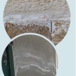 umidità causata dai sali igroscopica